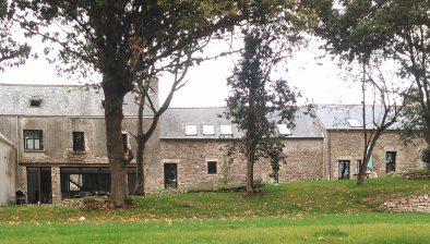 Rénovation Maison d'hôtes, Domaine du Kelenn